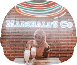Mymarshall's Co Testimonial - @aleenashafinaz
