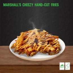 Mymarshall's Cheezy Hand-Cut Fries