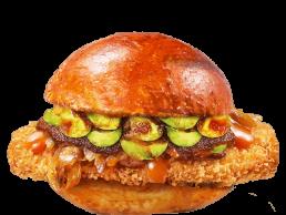 Mymarshall's Co Best Burger Sambal Petai